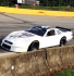 Dillon Bassett on track testing at Anderson