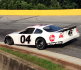 Ronnie Bassett Jr. on track testing at Anderson