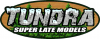 Tundra Super Lates Get Boost, Logo for 2012 DRP Season