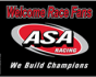 ASA Racing Labor Day Weekend Schedule
